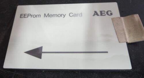 AEG EEProm Memory Card  AS-MEEP-001