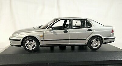 SAAB 9-5 Sedan - 1/43 Diecast - Paul's ModelArt/Minichamps - Dealer Model