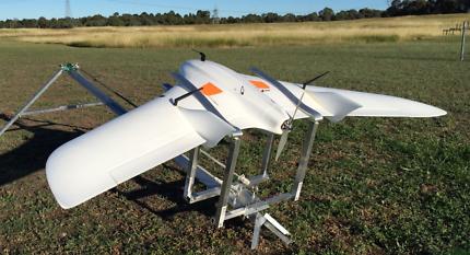 Custom Fixed Wing UAV