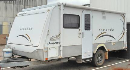 Jayco Expanda Outback Mount Hawthorn Vincent Area Preview