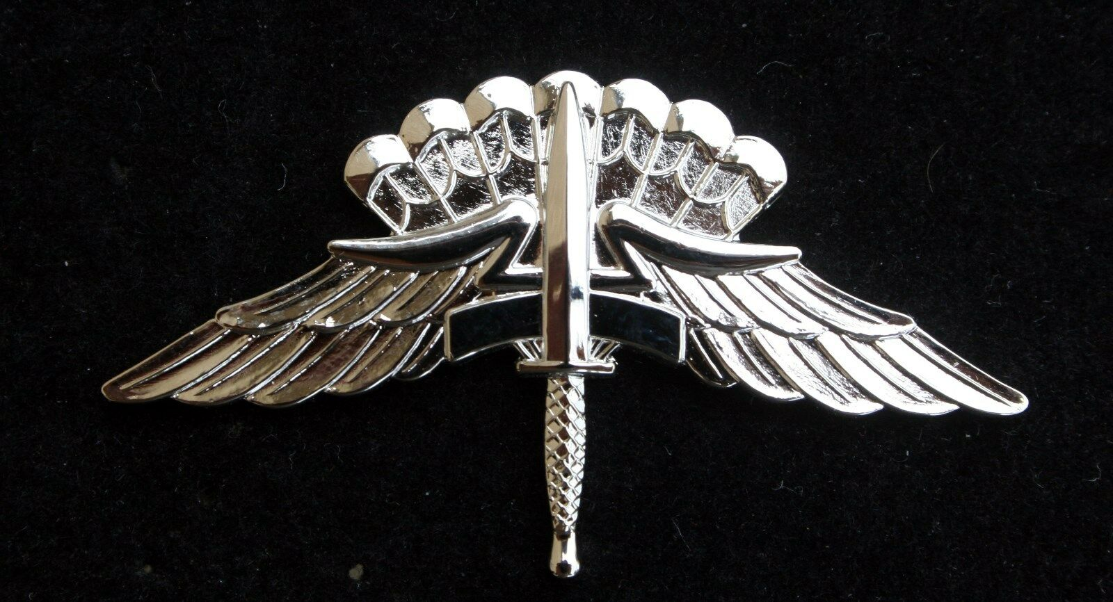 Military Freefall Parachutist Badge WINGS HALO PIN SPECIAL ...