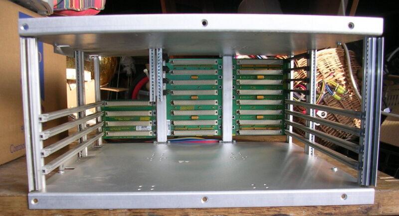 Elma/Bustronic 8-slot VME Rack