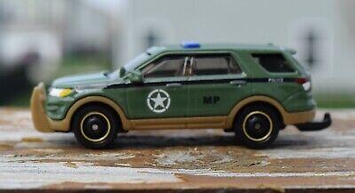 Custom Matchbox Vehicle - Military Police Unit
