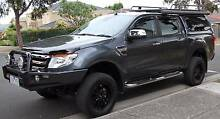 2014  Ford PX Ranger Dual Cab Oct Build Bundoora Banyule Area Preview