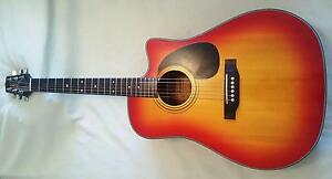 Jasmine (Takamine) Electric Acoustic Guitar, mint condition Berwick Casey Area Preview