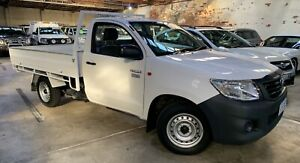 2014 TOYOTA HILUX **SOLID STEEL TRAY** Launceston Launceston Area Preview