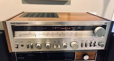 MCS 3248 Vintage Receiver Classic Tested Works Great