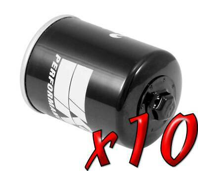 10 Pack: Oil Filters Pro Series Powersports Canister K&N - For Victory MC