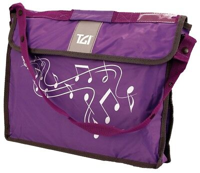 TGI Music Carrier Plus (Bag Case) - Purple. TGMC2PR
