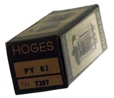 NEU/NOS/OVP: Elektronenröhre PY82 (Hoges)