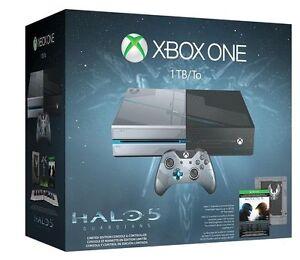 Microsoft Xbox One mit Spiel Halo 5: Guardians Limited Edition - Wien, Österreich - Microsoft Xbox One mit Spiel Halo 5: Guardians Limited Edition - Wien, Österreich