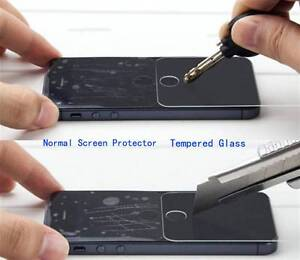50% Off Tempered Glass Screen Protector for iPhone SE, iPhone 5s Auburn Auburn Area Preview