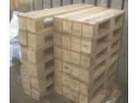 wood / wooden mini pallet ends new condition never used , perfect for steps or window planters