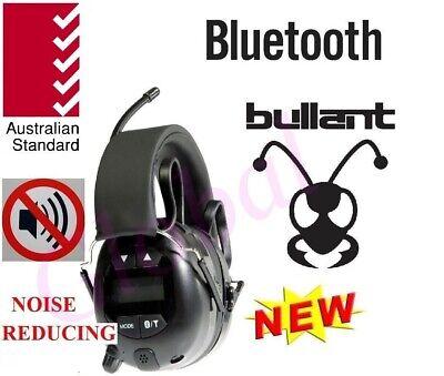 Bullant ABA940 Earmuff Headset AM FM Radio Bluetooth Headphones head set jobsite Aba Bluetooth
