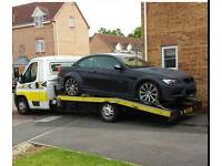 CAR VEHICLE BREAKDOWN RECOVERY SERVICE 24 HRS Leicester M1, M69, A46, A47,COLLECTION &TRANSPORTATION