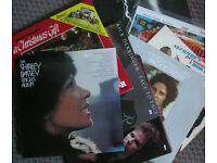 Vinyl Records – Rock, Pop, Easy listening, Shows and more. £1 each or less