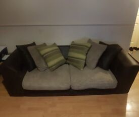 2 and 3 piece sofa!