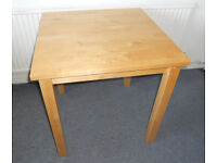 Solid Birch Kitchen or Dining Table