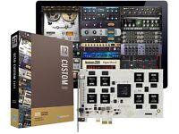 Universal Audio UAD-2 OCTO Custom PCIe with 50 plugins worth over £7000
