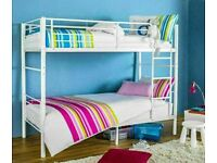 BEST FOR ADULTS MORE COMFORT 2X MATTRESSES OFFER BRAND NEW METAL BUNK BED