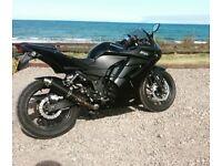 Kawasaki ninja 250r only 5500 miles