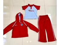 Rainbows outfit for ages 4-6