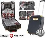 Swiss Kraft 356-Delige Black Gold Limited Edition Gereedscha