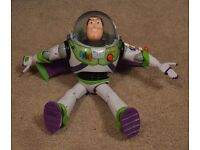 Buzz Lightyear Figure (Disney Store)
