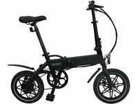 BRAND NEW IN BOX WHIRLWIND Folding Electric Bike Moped Car Bicycle Scooter City E-Bike