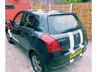 Suzuki swift 06reg tax tested 80k 5door 1.3 petrol