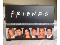 Friends - The one with all 10 seasons