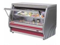 Display fridge 3/4 vision Comersa Hera 150S.