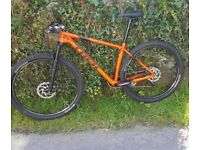 Trek Procaliber 9.6 2017 Stunning bike in bright orange