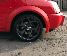 FOCUS ST WHEELS LIKE NEW