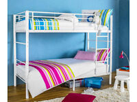 Supereme Discount-Single Splitable Metal Bunk Bed-cash on delivery