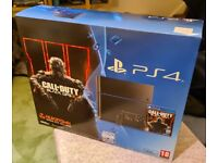 PS4 Console In Original Box With Controller and Cables