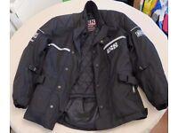 Ladies Motorcycle Jacket - Small