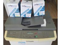 Lexmark X543DN Laser Printer Scanner Copier   Office Laser Printer Scanner Copier