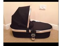 iCandy Peach Black Carrycot