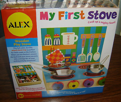 My First Stove by ALEX – Brand New