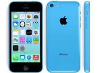 BROKEN iPHONE 5C - 16 GB
