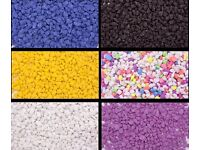 Unipac Aquarium Gravel | Different Colours Available | 25kg Large sacks | Tropical & Marine Fish