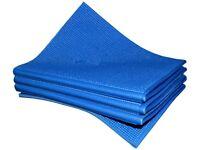 Yoga Mat Non Slip Foldable - Best for Yoga Workout Exercise Gym Mat for Travel