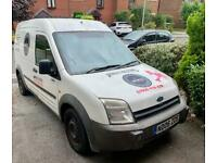 Mobile Valeting Van & Equipment