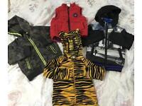 Boys 3-4 bundle coats jacket