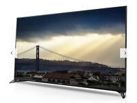 Panasonic VIERA 55 inch 4K Ultra HD HDR 3D Smart LED TV Freetime Freeview HD freesat HD