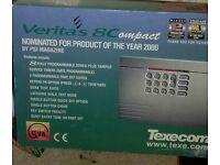 Texecom Medusa Veritas 8 Compact Home Alarm System