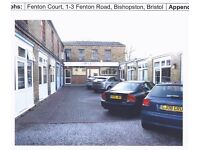 Ground floor office space approx 200 sqft. Bishopston BS7 8ND