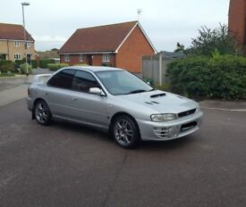 Subaru Impreza sti version 3 1996