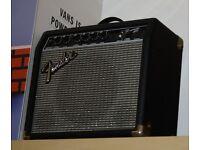 Fender Amplifier Decorative Vintage Nostalgia Old Cool Guitar Black